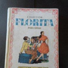 Tebeos: FLORITA TOMO DE EDITORIAL Nº 6 VI NÚM. 101 AL 120 EDITORIAL CLIPER AÑOS 50 . Lote 152577446