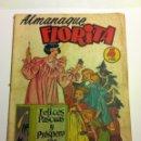 Tebeos: FLORITA -ALMANAQUE 1955. Lote 154499446
