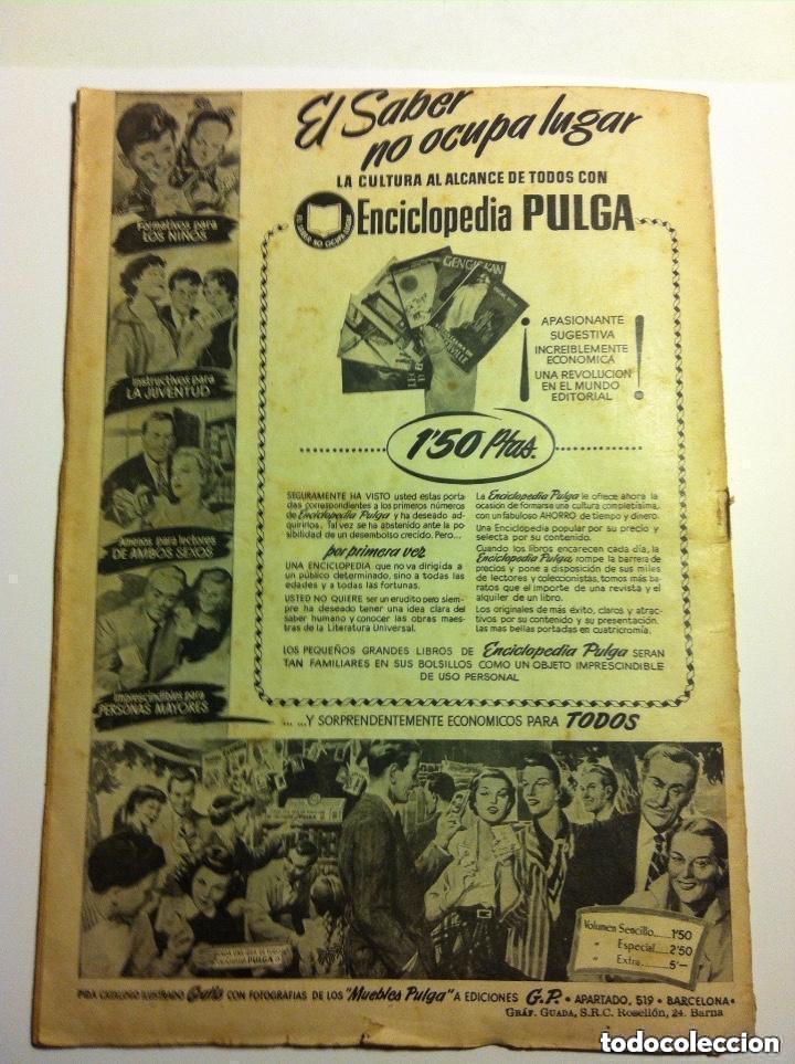 Tebeos: florita -almanaque 1955 - Foto 3 - 154499446