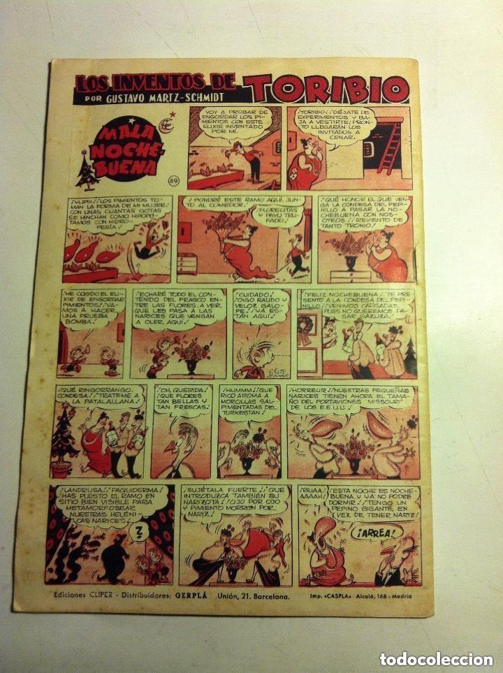 Tebeos: nicolás - almanaque 1952 - muy bien conservado - Foto 2 - 154500074