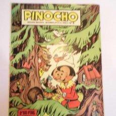 Tebeos: PINOCHO - NUMERO 3 - EDICIONES CLIPER. Lote 155508078