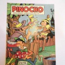 Tebeos: PINOCHO - NUMERO 9 - EDICIONES CLIPER. Lote 155508250
