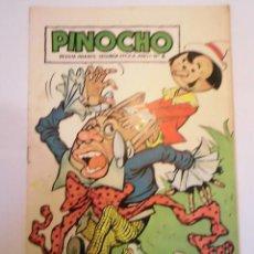 Tebeos: PINOCHO - NUMERO 4 - EDICIONES CLIPER. Lote 155508722