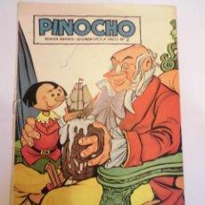Tebeos: PINOCHO - NUMERO 4 - EDICIONES CLIPER2. Lote 155508994
