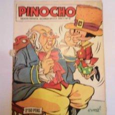 Tebeos: PINOCHO - NUMERO 12 - EDICIONES CLIPER2. Lote 155509230