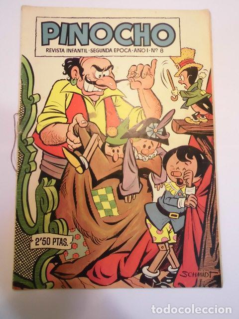 PINOCHO - NUMERO 8 - EDICIONES CLIPER2 (Tebeos y Comics - Cliper - Otros)