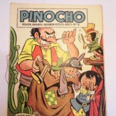 Tebeos: PINOCHO - NUMERO 8 - EDICIONES CLIPER2. Lote 155509622