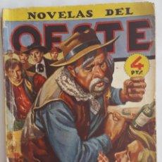 Tebeos: NOVELA OESTE / NOVELAS DEL OESTE / HOMBRES DE CHATTANOOGA / J. GUBERN / EDICIONES CLIPER Nº 47. Lote 156588430