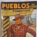 Tebeos: NOVELA OESTE / PUEBLOS DEL OESTE / TRIBUNAL SIN APELACIÓN / J. MALLORQUI /EDICIONES CLIPER Nº 1. Lote 156590246