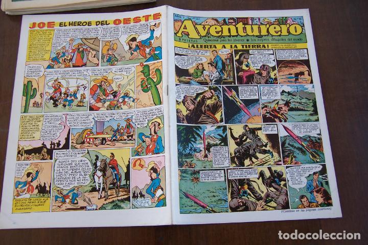Tebeos: cliper aventurero nº 2-3-4-5-7-8-9-10-11-12-13-14-20-25-26-27-28-30-31. - Foto 9 - 32908636
