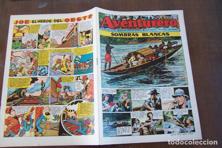 Tebeos: cliper aventurero nº 2-3-4-5-7-8-9-10-11-12-13-14-20-25-26-27-28-30-31. - Foto 13 - 32908636
