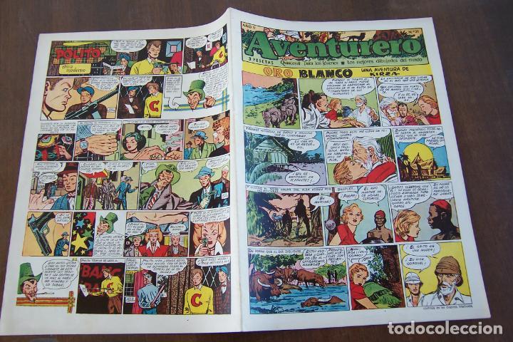 Tebeos: cliper aventurero nº 2-3-4-5-7-8-9-10-11-12-13-14-20-25-26-27-28-30-31. - Foto 18 - 32908636