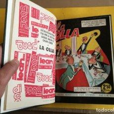 Tebeos: LA OLLA. 1 TOMO CON 4 Nº. AÑ 1958. EDITORIAL CLIPER. Lote 158255546