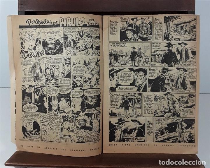 Tebeos: EL COYOTE. 3 EJEMPLARES. EDICIONES CLIPER. BARCELONA. S/F. - Foto 6 - 158631906