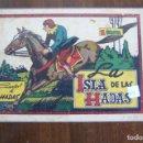 Tebeos: CUADERNOS SELECTOS CISNE Nº LA ISLA DE LAS HADAS. Lote 159705158