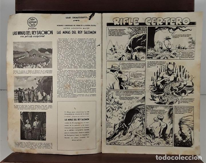Tebeos: ÁFRICA, NÓMADAS DEL DESIERTO. EDICIONES CLIPER. AÑOS 40/50. - Foto 4 - 161776298