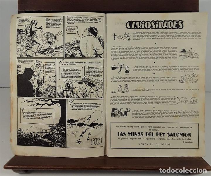 Tebeos: ÁFRICA, NÓMADAS DEL DESIERTO. EDICIONES CLIPER. AÑOS 40/50. - Foto 5 - 161776298