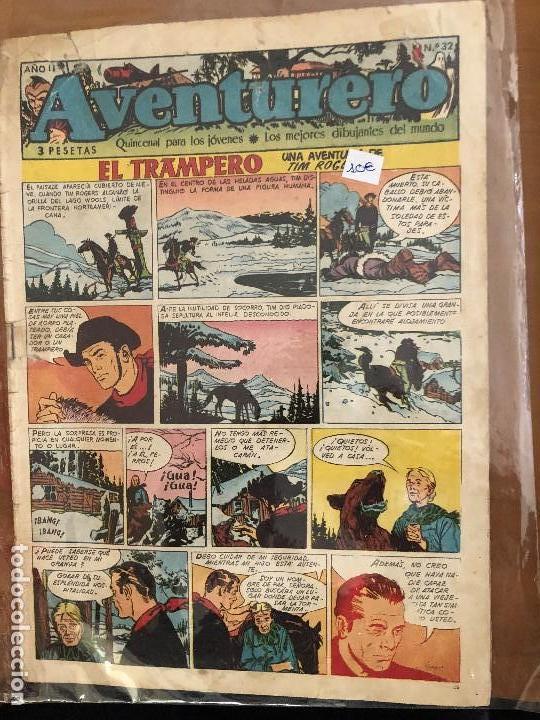 AVENTURERO Nº 32 BUEN ESTADO (Tebeos y Comics - Cliper - Aventurero)