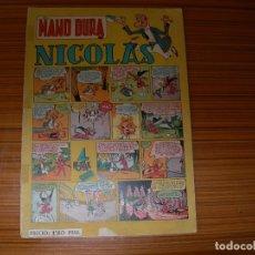Tebeos: NICOLAS Nº 26 EDITA CLIPER. Lote 164195222