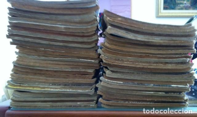 Tebeos: LOTE DE 65 EJEMPLARES EL COYOTE, EDITORIAL CLIPER AÑOS 40 Y 50 PRIMERA EDICIÓN - Foto 9 - 164891954
