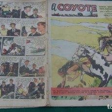 Tebeos: EL COYOTE SEGUNDA EL ULTIMO DE LA COLECCION EL 14 DIFICIL VER FOTOS CJ 4. Lote 165273330