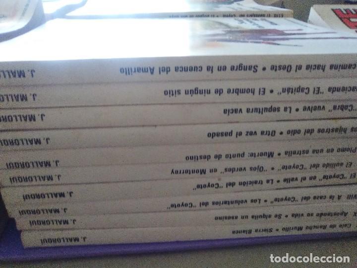 Tebeos: EL COYOTE / JOSE MALLORQUI, COMPLETO 96 EJEMPLARES + NUMERO 0 / PLANETA DE AGOSTINI. AÑO 1983. - Foto 15 - 165777462