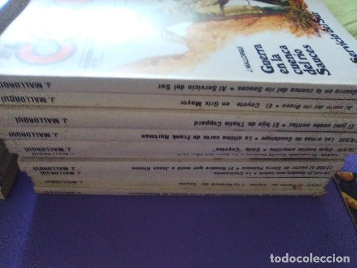 Tebeos: EL COYOTE / JOSE MALLORQUI, COMPLETO 96 EJEMPLARES + NUMERO 0 / PLANETA DE AGOSTINI. AÑO 1983. - Foto 23 - 165777462