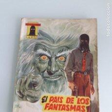 Tebeos: EL ENCAPUCHADO - EL PAÍS DE LOS FANTASMAS Nº 47 - G. L. HIPKISS - EDICIONES CLIPER - 1ª EDICIÓN 1949. Lote 166390242