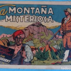 Tebeos: LA MONTAÑA MISTERIOSA , NOVELA CIENTIFICA , CLIPER , ANTIGUO , ORIGINAL , CT1. Lote 167829392