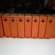 Tebeos: EL COYOTE COLECCIÓN 9 TOMOS FORUM 1983. Lote 170315196