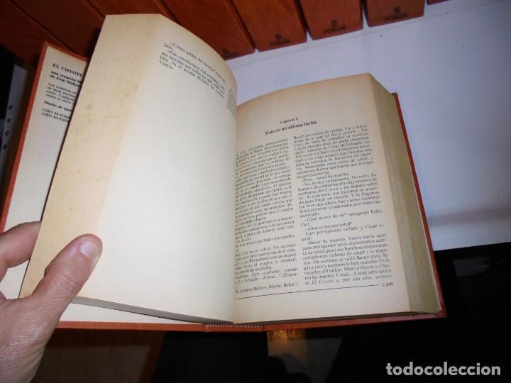 Tebeos: EL COYOTE COLECCIÓN 9 TOMOS FORUM 1983 - Foto 12 - 170315196