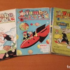 Tebeos: YUMBO EDICIONES CLÍPER LOTE DE 11 Nº.. Lote 172096024