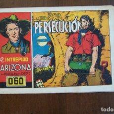 Tebeos: CLIPER-CISNE,- INTREPIDO ARIZONA Nº 12 LA PERSECUCIÓN. Lote 175224218
