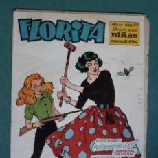 Tebeos: TEBEO / CÓMIC FLORITA, AÑO VI, Nº 330. Lote 175641648