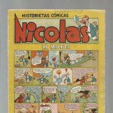 Tebeos: NICOLAS 2, 1949, CLIPER, BUEN ESTADO. Lote 175957672