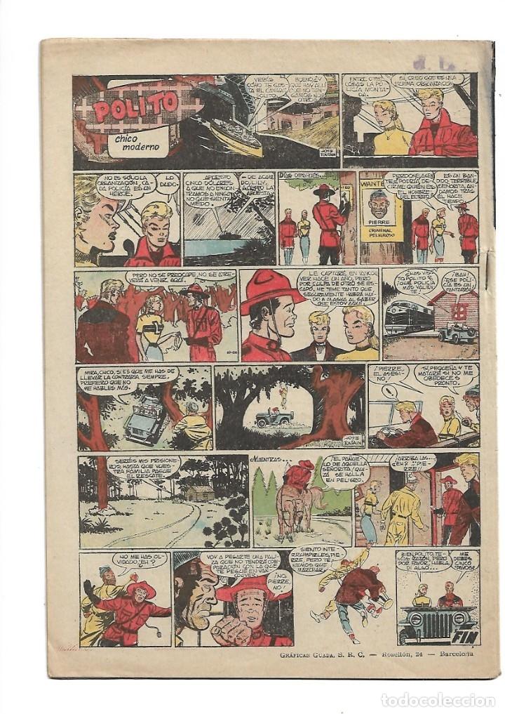 Tebeos: El Coyote, Epoca 2ª Nº 11. es Original Dibujante F. Bielsa 1954. Gráficas Guada, S. R. C. - Foto 2 - 177263404