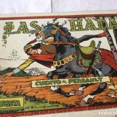 Tebeos: LAS HADAS. Lote 177692602