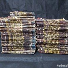 Tebeos: LOTE DE 127 NÚMERO DE EL COYOTE, EDITORIAL CLIPPER, AÑOS 40 Y 50. Lote 178119924