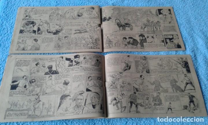 Tebeos: MIGUEL STROGOFF COMPLETA PRIMERA Y SEGUNDA PARTE -AVENTURAS CELEBRES- EDICIONES CLIPER 1942 - Foto 4 - 181436201