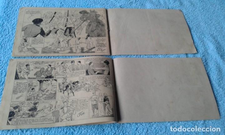 Tebeos: MIGUEL STROGOFF COMPLETA PRIMERA Y SEGUNDA PARTE -AVENTURAS CELEBRES- EDICIONES CLIPER 1942 - Foto 5 - 181436201