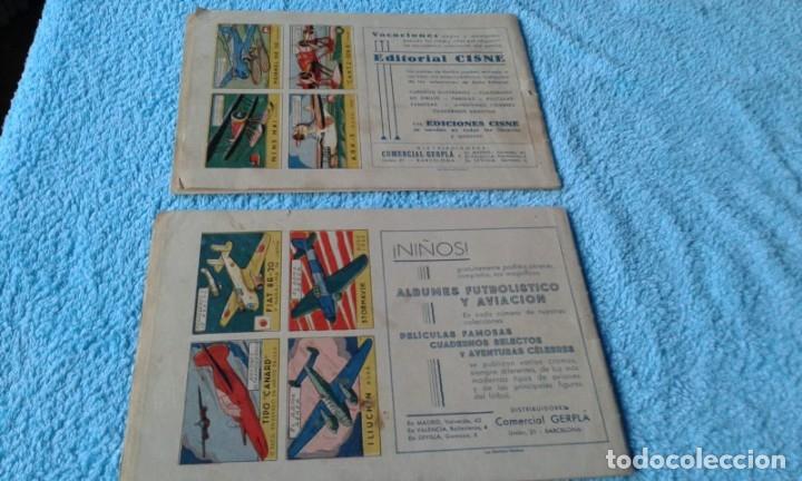 Tebeos: MIGUEL STROGOFF COMPLETA PRIMERA Y SEGUNDA PARTE -AVENTURAS CELEBRES- EDICIONES CLIPER 1942 - Foto 6 - 181436201