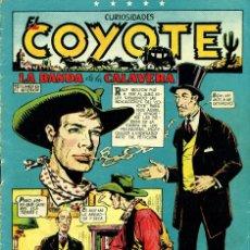 Tebeos: EL COYOTE-91 (CLIPER, 1947) . Lote 181436320