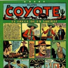 Tebeos: EL COYOTE-65 (CLIPER, 1947) . Lote 181436831