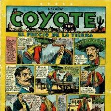 Tebeos: EL COYOTE-64 (CLIPER, 1947) . Lote 181436880