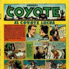 Tebeos: EL COYOTE-56 (CLIPER, 1947) . Lote 181437083