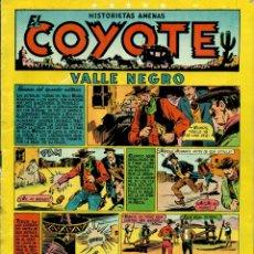 Tebeos: EL COYOTE-49 (CLIPER, 1947) . Lote 181437303