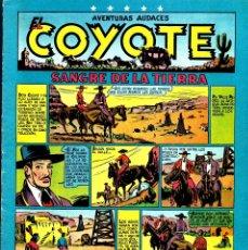 Tebeos: EL COYOTE-48 (CLIPER, 1947) . Lote 181437350