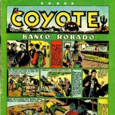 Tebeos: EL COYOTE-42 (CLIPER, 1947) . Lote 181437477
