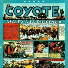 Tebeos: EL COYOTE-40 (CLIPER, 1947) . Lote 181437522