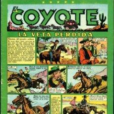 Tebeos: EL COYOTE-39 (CLIPER, 1947) . Lote 181437547